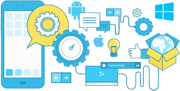 Mobile application development company. Android application development company