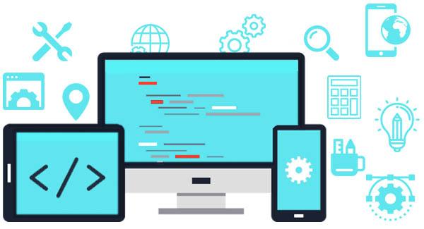Offline application development.Software development.